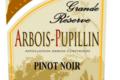 """Fruitière vinicole de Pupillin. Arbois-Pupillin Pinot Noir """"Grande Résèrve"""""""