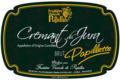 """Fruitière vinicole de Pupillin. Crémant du Jura blanc brut """"Papillette"""""""