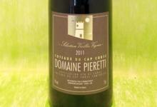 """Domaine Pieretti. Coteaux du Cap Corse """"Vieilles vignes"""""""