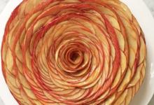 Glacier Pierre Geronimi. Tarte aux pommes