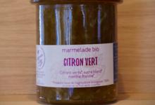 La safranière du Cap. marmelade citron vert