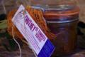 La safranière du Cap. chutney de tomates vertes