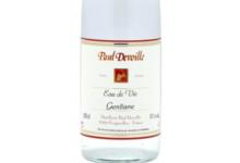 Distillerie Paul Devoille. Gentiane 43%