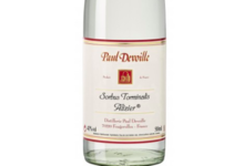 Distillerie Paul Devoille. Alizier 43%