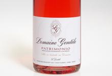 Domaine Gentile. Rosé Patrimonio