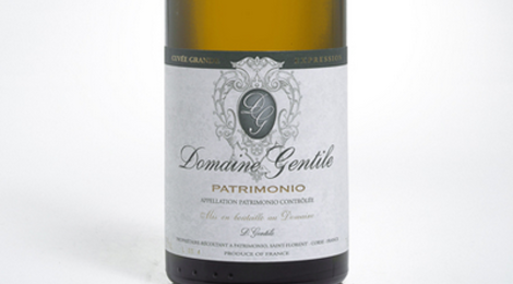 Domaine Gentile. Blanc Grande Expression
