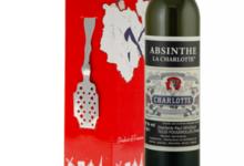 Distillerie Paul Devoille. Absinthe La Charlotte 55%