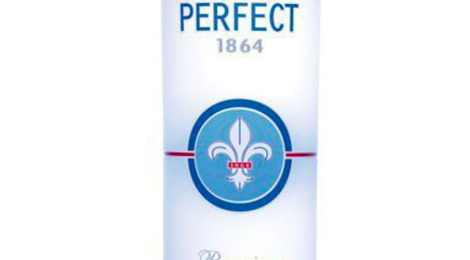 Vodka PERFECT 1864® 70 cl, 40% vol.