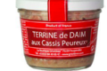 Terrine de Daim aux Cassis