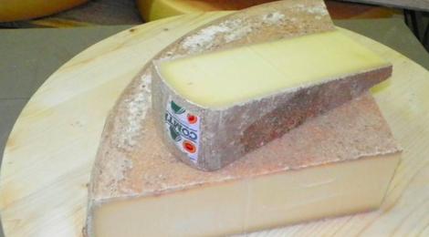 Coopérative fromagère de Salins. Comté vieux