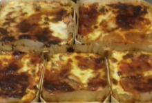 Pasta Di Palasca. Lasagnes