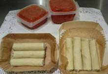 Pasta Di Palasca. Cannelloni
