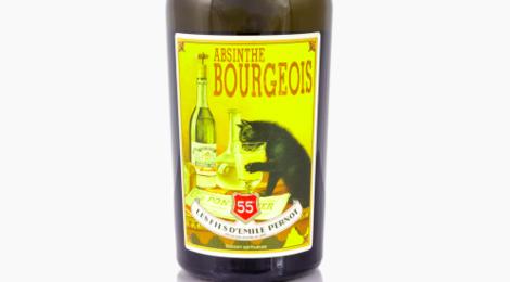 absinthe Bourgeois 55° Les Fils d'Emile Pernot