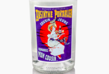 absinthe Cousin Jeune 65° Les Fils d'Emile Pernot