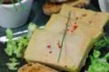 Le tuyé de Mésandans. Foie gras de canard maison au Macvin