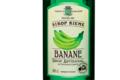 Rièmes Boissons. Sirop banane verte
