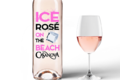 Les Vignerons D'aghione.  Ice Rosé On The Beach (IGP)
