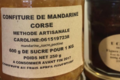 Les douceurs de Caroline. Confiture de mandarine Corse