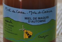 Carasciale Miel de Salice. Miel de maquis d'automne