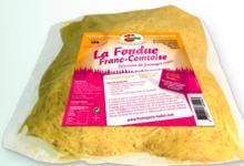 Fromagerie Badoz. Le Râpé pour fondue Franc-Comtoise Badoz