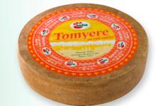 Fromagerie Badoz. La Tomyère Badoz