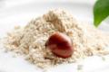 Charcuterie A Muresca. farine de châtaigne