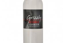 Distillerie Lemercier frères. Vodka GRIZZLY Premium (nature) 70cl 40%