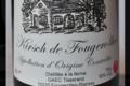 Gaec Tisserand. Kirsch de Fougerolles. Le bôt