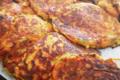 Boucherie De La Plage. galettes aux légumes et au Brocciu