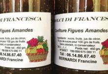 I Dolci di Francesca. Confiture figues amandes