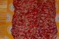 Aux produits Saugets. Rosette Tranchée