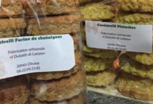 I dulcetti di Letizia. Canistrelli châtaignes