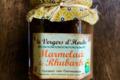 Les Vergers D'houlbec Cocherel. Marmelade de rhubarbe