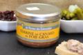 La ferme du Colombier. Terrine de canard au foie gras