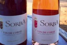 Domaine de la Sorba. rouge