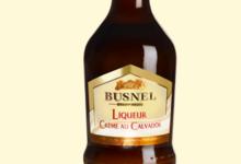 Distillerie Busnel. liqueur crème au Calvados Busnel