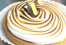 Pâtisserie Le Corail. Tarte citron meringuée