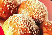 Pâtisserie Le Corail. Brioches