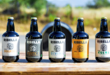 Bière Ribella. Inferna