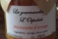 Les gourmandises de L'Ospedale. Marmelade d'orange