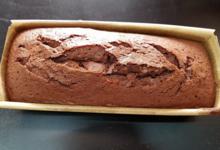 Boulangerie du Cap. Cake tout chocolat
