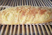 Boulangerie du Cap. Pain au maïs
