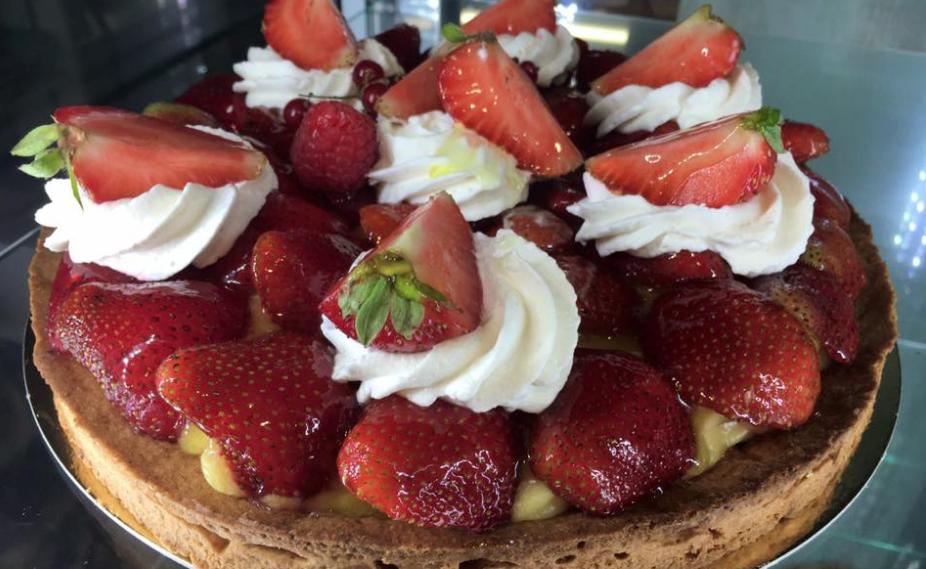 Pâtisserie St Michel: La glace Producteur Haute Corse