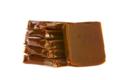 Barnier confiseur. Bouchées caramel chocolat