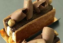Pâtisserie Matteucci. millefeuille