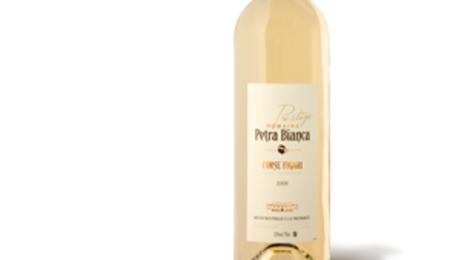 Domaine de Petra Bianca. Cuvée prestige blanc