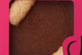 Aline chocolatière. Tablette lait canistrelli