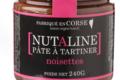 Aline chocolatière. Nutaline noisettes