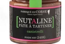 Aline chocolatière. Nutaline canistrelli