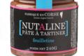 Aline chocolatière. Nutaline feuilletine